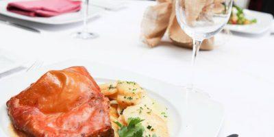 comer aldea rey restaurante villa isabelica