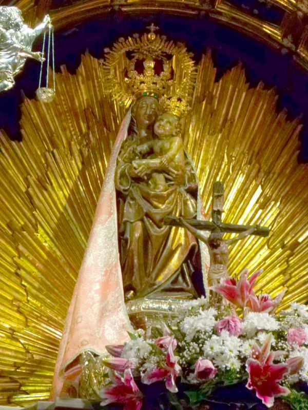Virgen de la Encina de Ponferrada