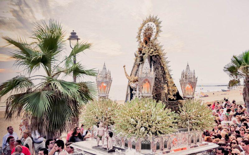 Virgen de Regla en Chipiona