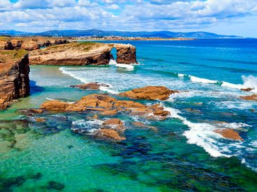 Untouched Beaches in the Natural Parks of Galicia