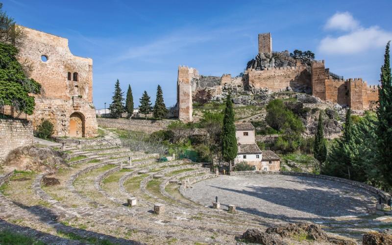 El castillo ha sido escenario de varias películas