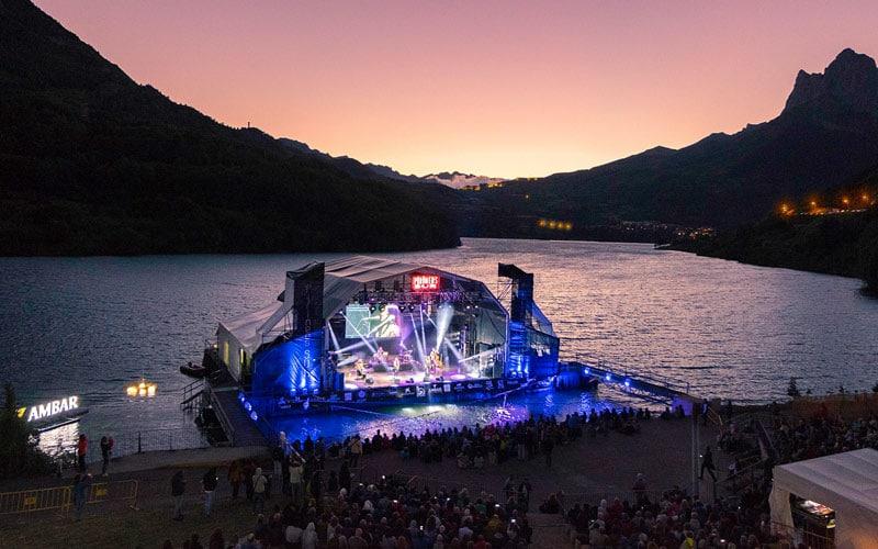 Festival Pirineo Sur. | Web del festival en Facebook