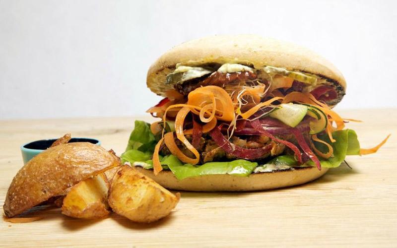 Restaurantes veganos en Madrid