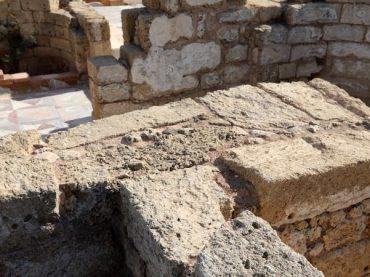 Hallan una milenaria bodega romana en el ciudarrealeño yacimiento de El Peral