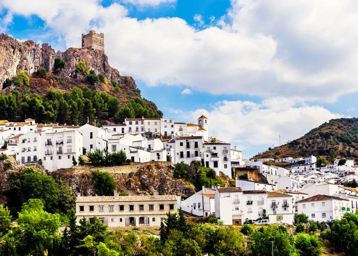 Pueblos blancos de Andalucía: Zahara