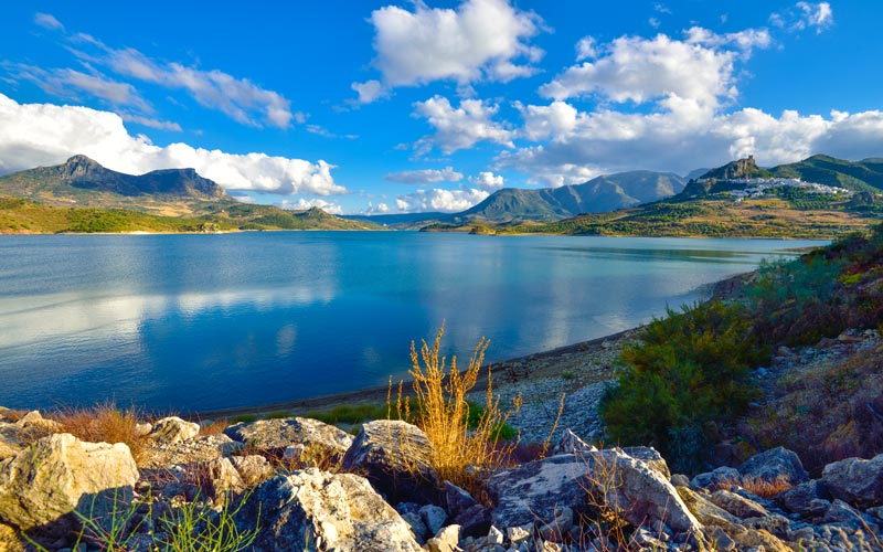 entornos naturales de Andalucía