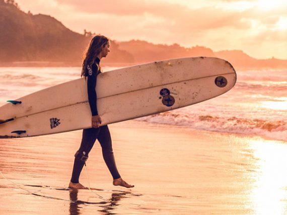 ¿Dónde hacer surf en Euskadi? Los lugares preferidos de los surfistas…