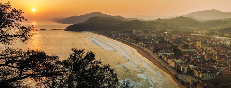 Zarautz y su playa