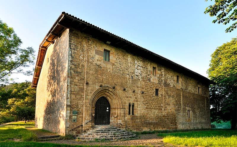 Lugares secreteos de Guipuzkoa ermita zumarraga